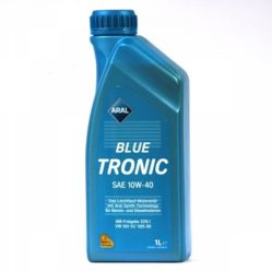 Масло моторное Aral Blue Tronic 10W40 1л