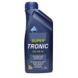 Масло моторное Aral Super Tronic 0W40 1л