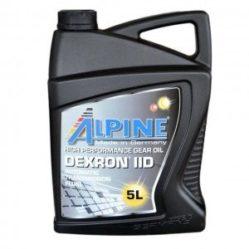 Масло трансмиссионное Alpine ATF Dexron II 5л