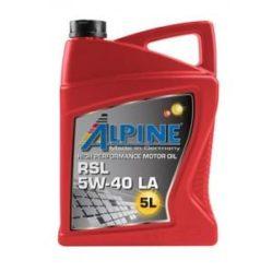 Масло моторное Alpine RSL 5W40 1л